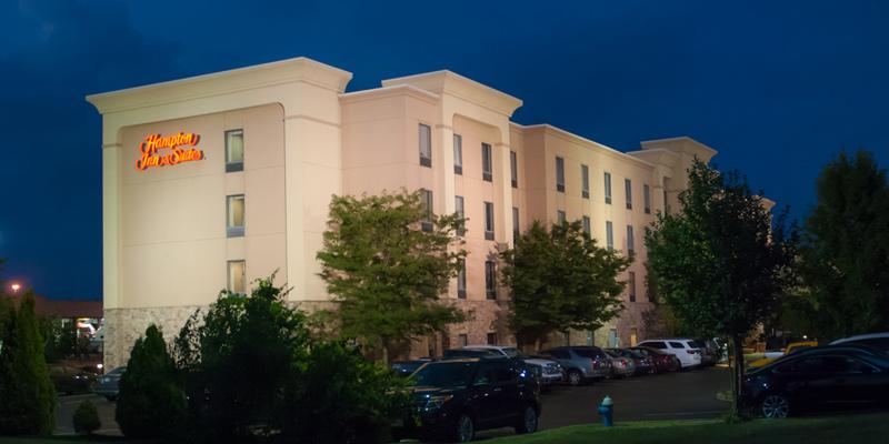 hampton inn suites hilliard ohio development. Black Bedroom Furniture Sets. Home Design Ideas