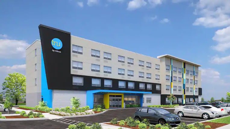 Columbus Welcomes Newest Tru by Hilton Location